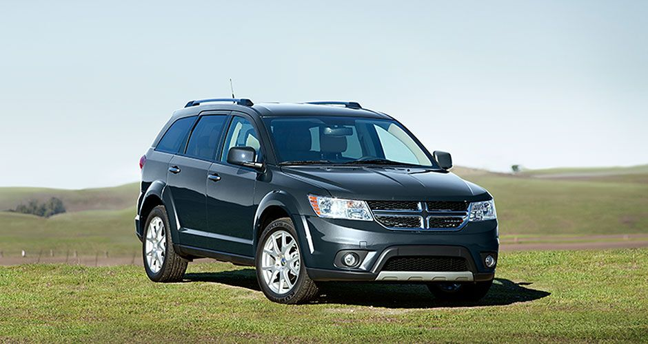 2014 Dodge Journey Limited In Fathom Blue Pearl With 19 Inch Tech Silver Aluminum Wheels Visit Http Www Jimclickdodge Dodge Journey 2014 Dodge Journey Dodge