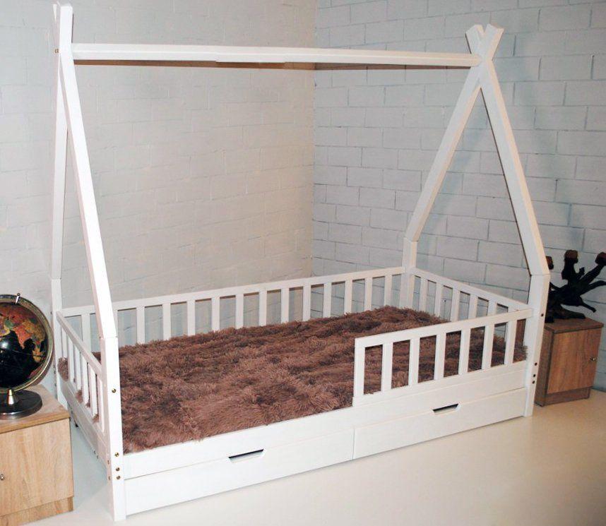 Woood Tipi Bett Spielbett online im Kinderzimmerhaus