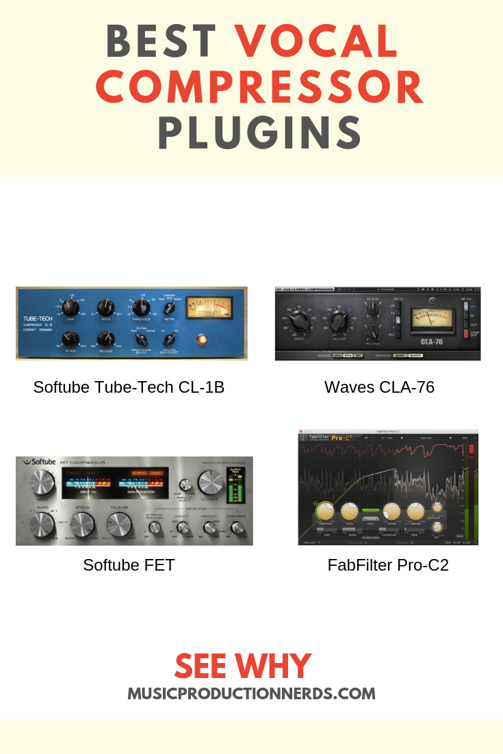 The best vocal compressor plugins all here in this special