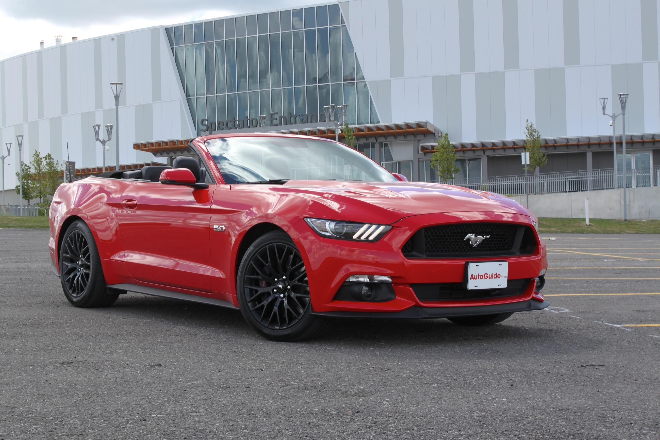 Ford Mustang Gt Convertible 2017 Red 2600x1733 Modelle