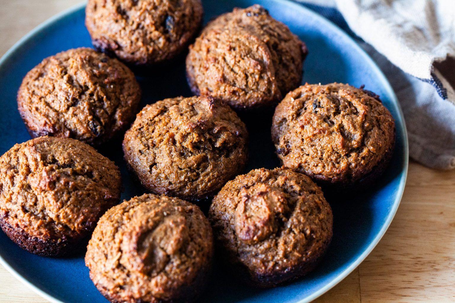 Sour Cream Bran Muffins Recipe In 2020 Healthy Sour Cream Smitten Kitchen Recipes Sour Cream