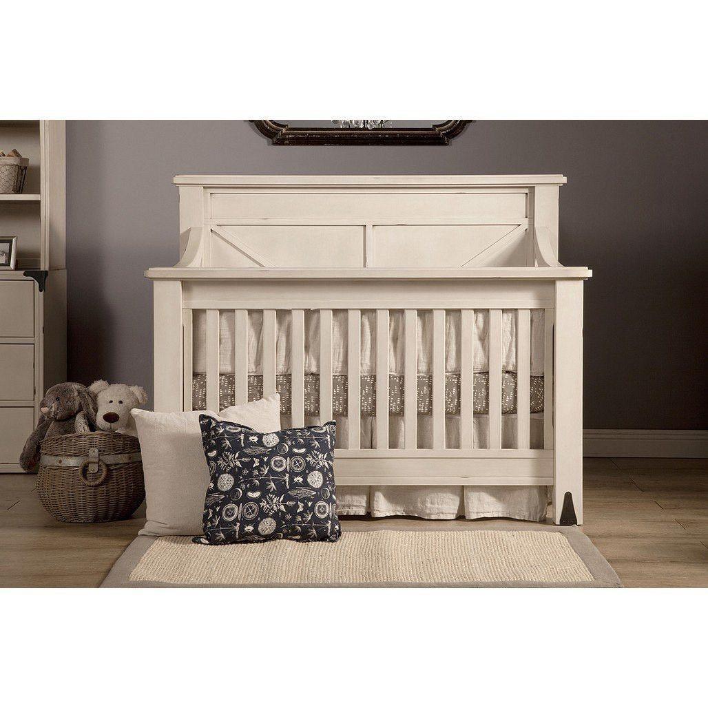Franklin & Ben Providence Crib W/Guard Rail Cribs, Baby