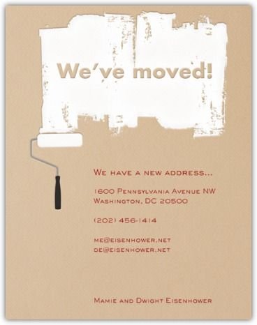 Office Moving Card Wording Google Search Change Of Address Cards Change Of Address Address Card