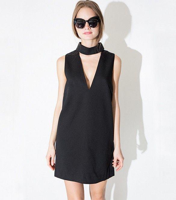 Cameo Say It Right Black Dress