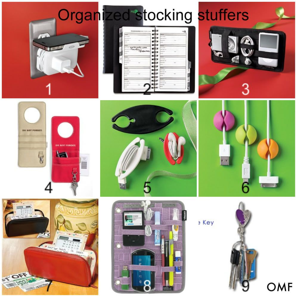 Perfectly Organized What Organizing Made Fun: Organizing Made Fun: Christmas Organizing: Organizing Gift