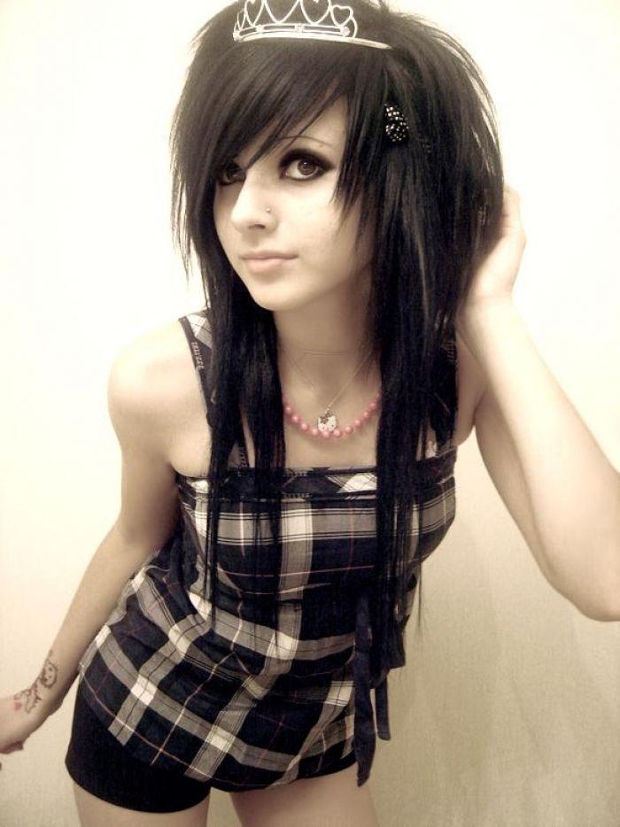 Emo Hair Pretty Hairstyles Pinterest Emo Hair