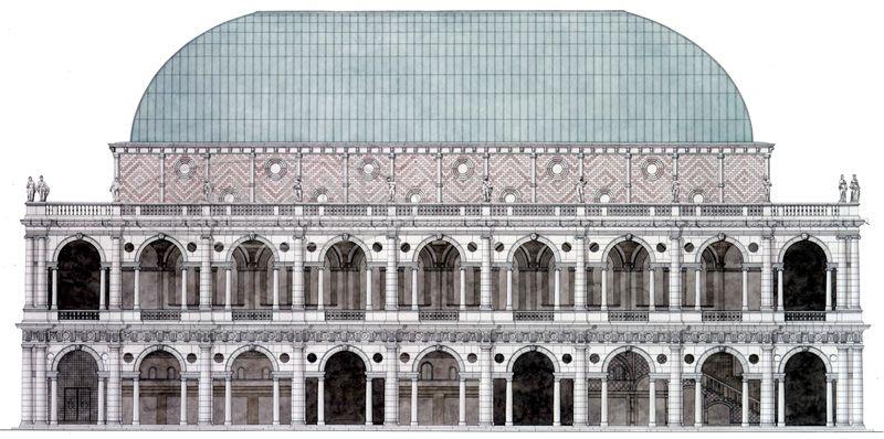 risultato Immagine per Vicenza Palladio