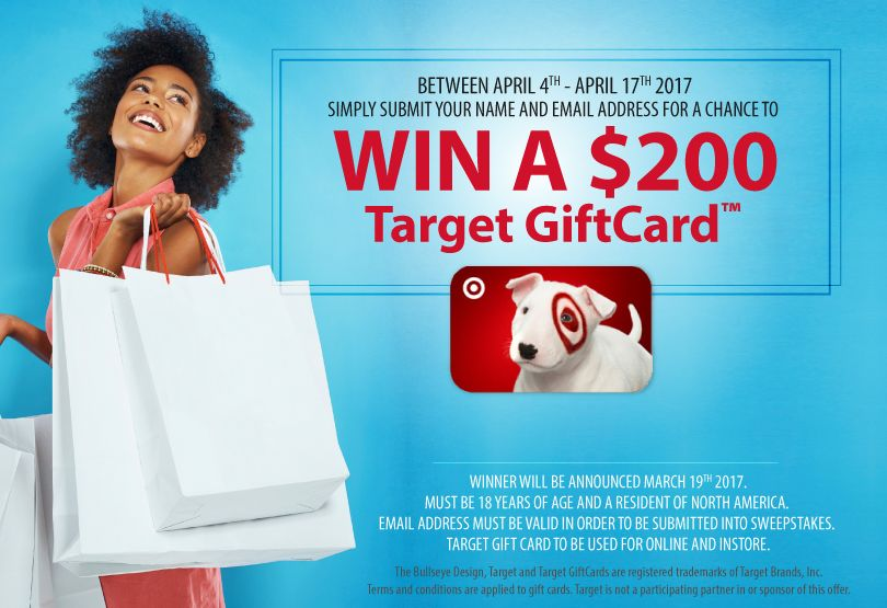 Target sweepstakes sweepstakes target gift cards gift card