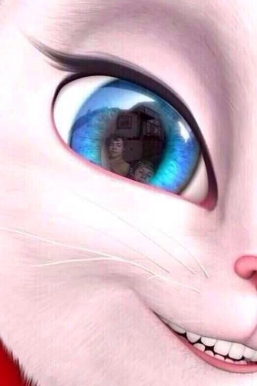 Is There A Man In Talking Angela Eyes Loucidlarry There Really