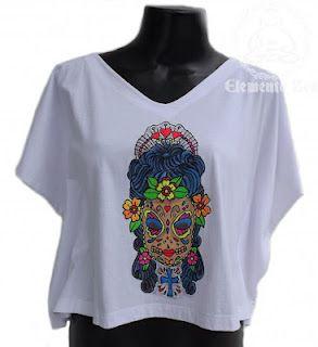 imagens de blusas customizadas - Pesquisa Google
