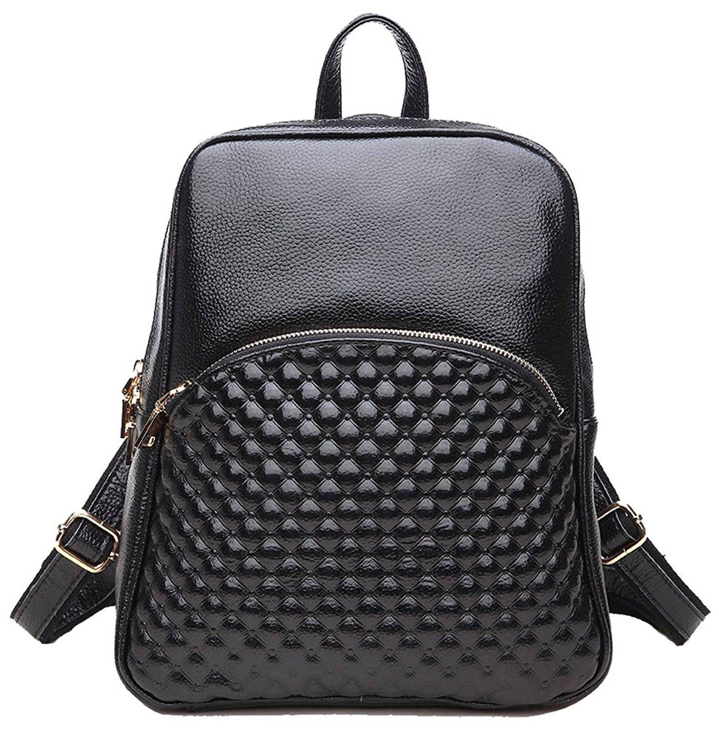 81137dc2ea Coolcy New Fashion Casual Women Genuine Leather Backpack -- Tried it! Love  it! Click the image.   Backpacks for hiking