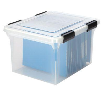 Iris Ultimate Letter/Legal File Box $22.99 Item #: 21566556 Manufacturer #:  110600
