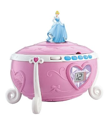 Disney Princess CD Player Cool house decorations Pinterest