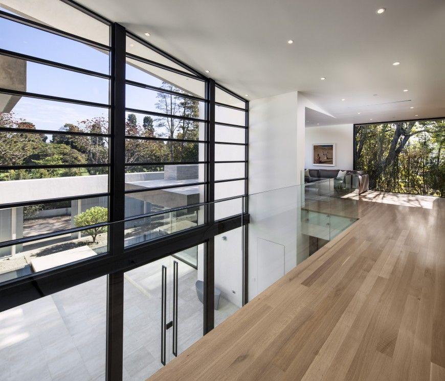 McClean Designs Creates Custom Magnificent Modern Mansion Modern