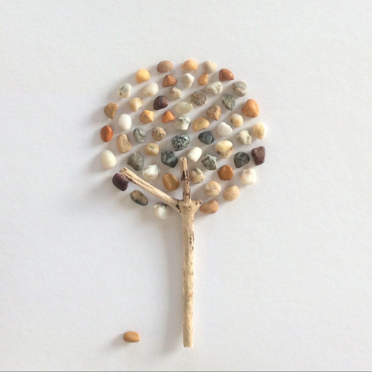 55+ Beautiful Pebble Art Ideas