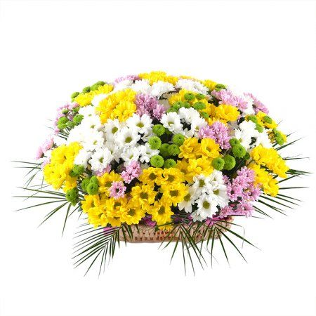 Букет цветов на аватарку