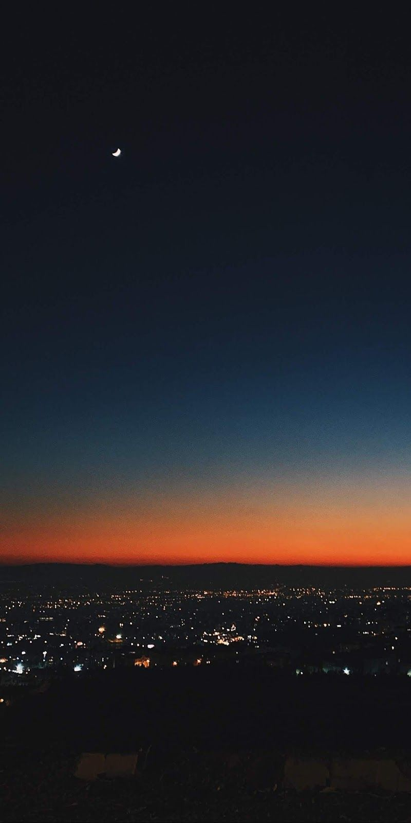 Sunset Before The Night Before Night Sunset The Night Landscape Photography Sky Aesthetic Sunset Wallpaper