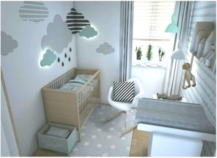 Deko Babyzimmer Mint