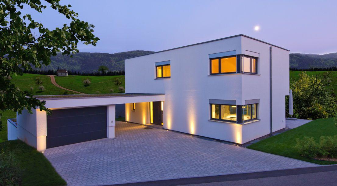 Haus Krohme Haus Mit Garage Haus Garage Mit Carport