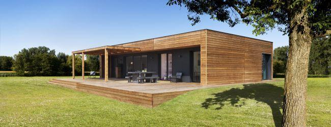 booa maison ossature bois moov4 - maison 4 pièces de plain-pied