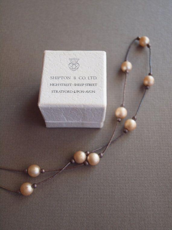 Stratford Upon Avon ring box white jewelry box engagement ring