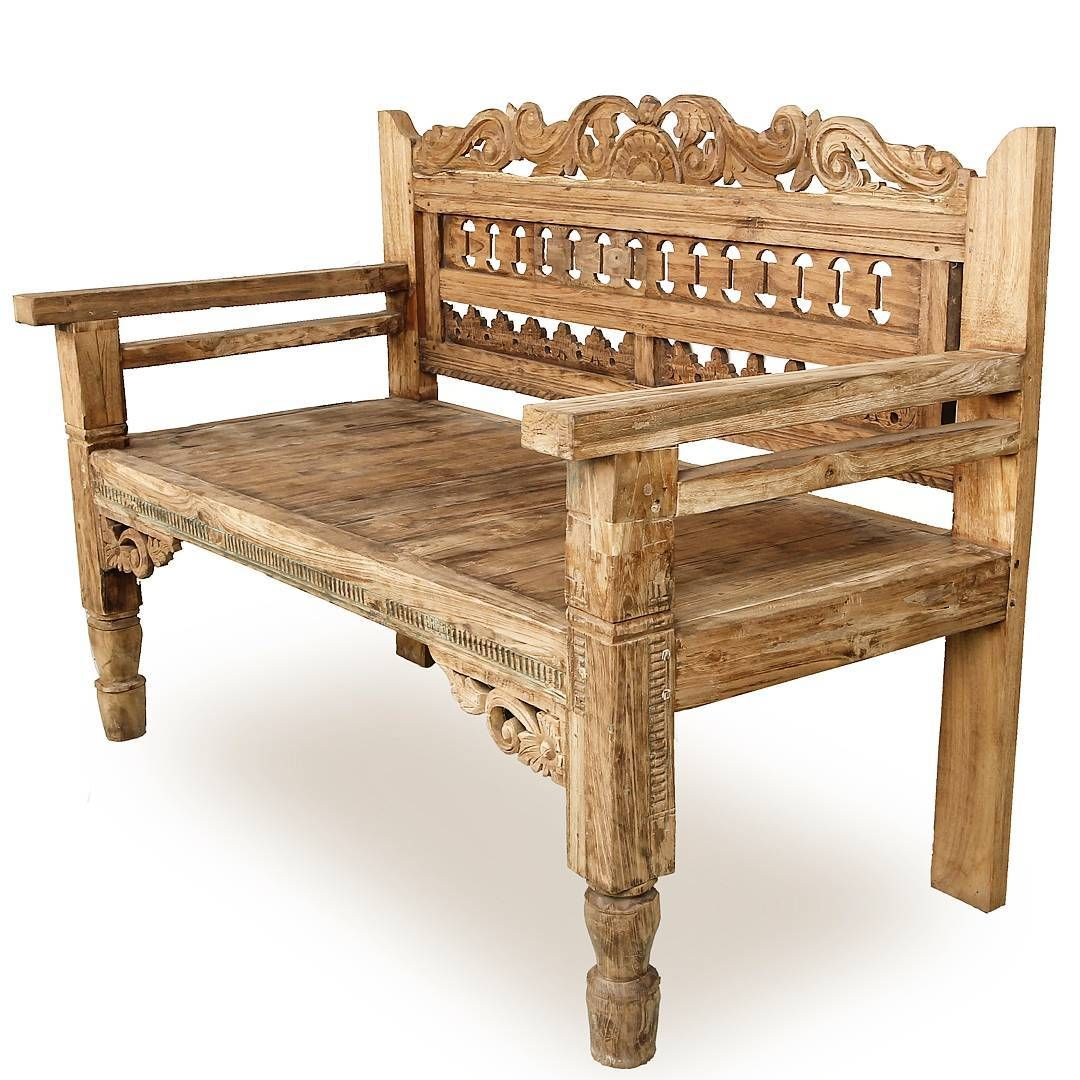 Phenomenal Javanese Antique Bench Looking For Indonesian Antique Alphanode Cool Chair Designs And Ideas Alphanodeonline