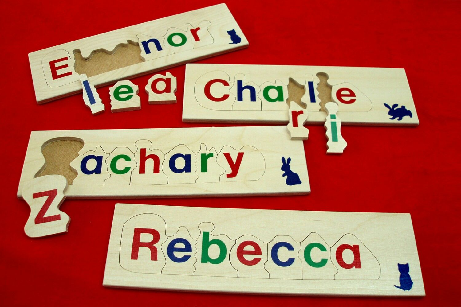 Name Jigsaw Gifts for new parents, Lettering, Kids toys