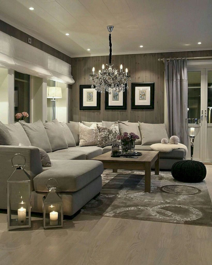 46 Cozy Living Room Ideas And Designs For 2019: 46 The Best Living Room Design Ideas That Popular In 2019