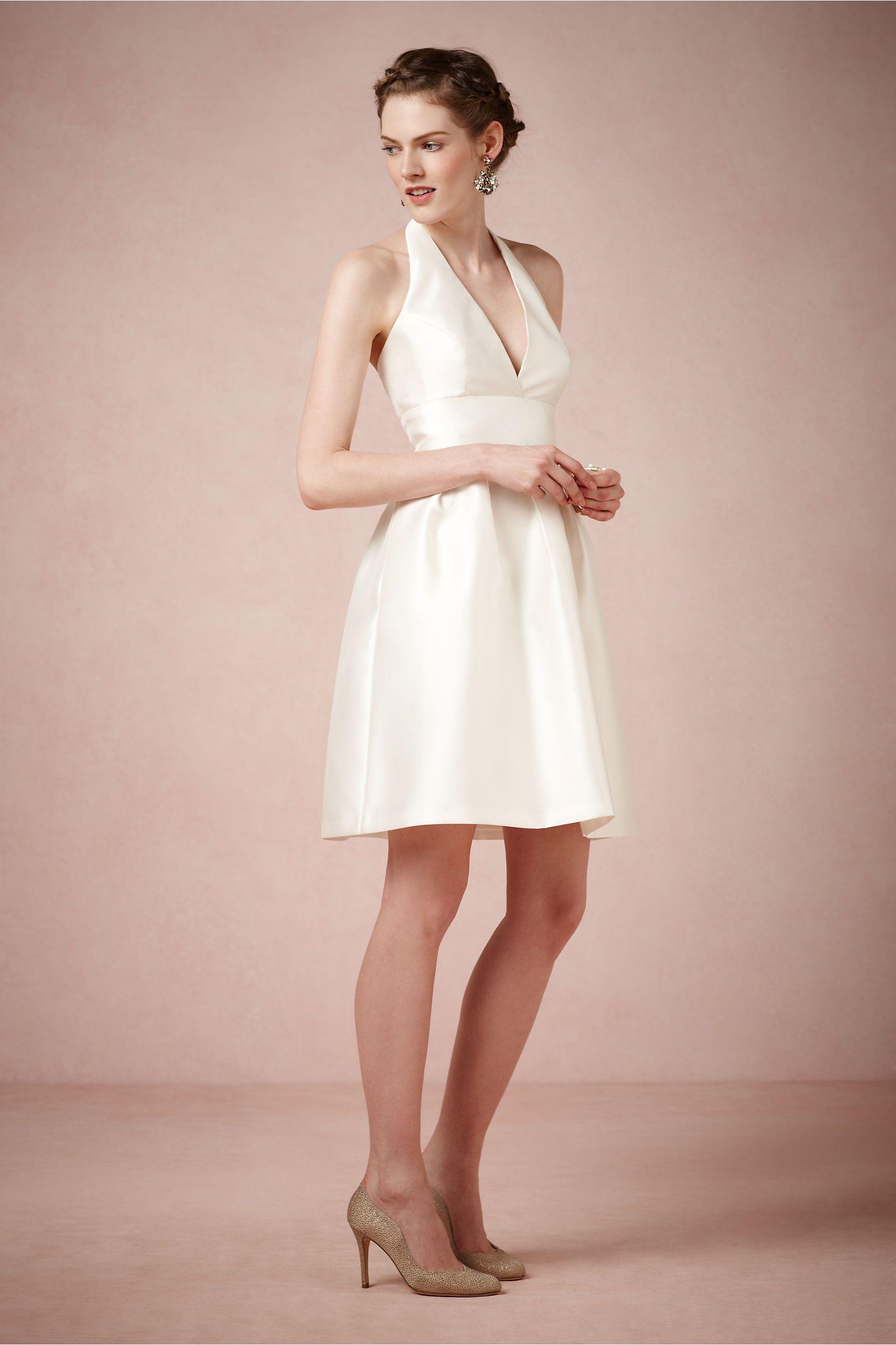 Jacqueline Dress in Bride Reception Dresses at BHLDN | Diner en ...