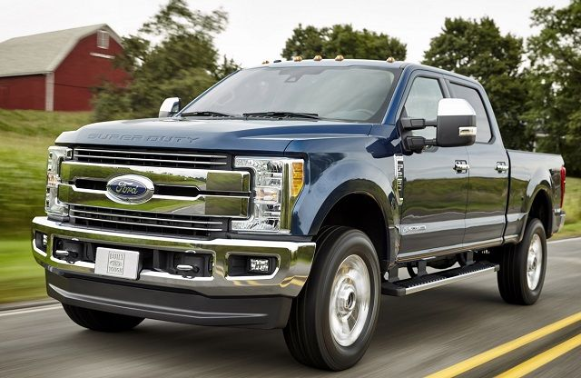 2017 Ford F 250 Specs Design And Release Date