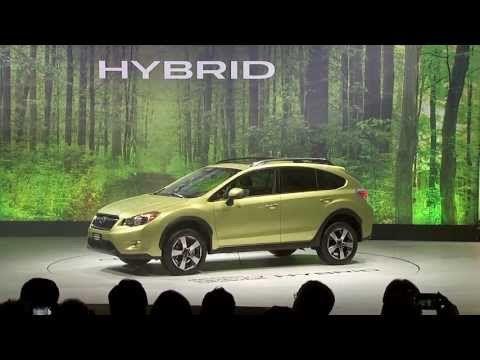 2014 subaru xv crosstrek hybrid subaru auto jeep pinterest