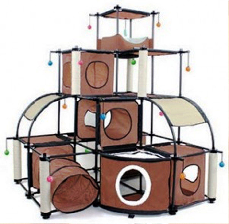 Indoor cat house ideas - House ideas