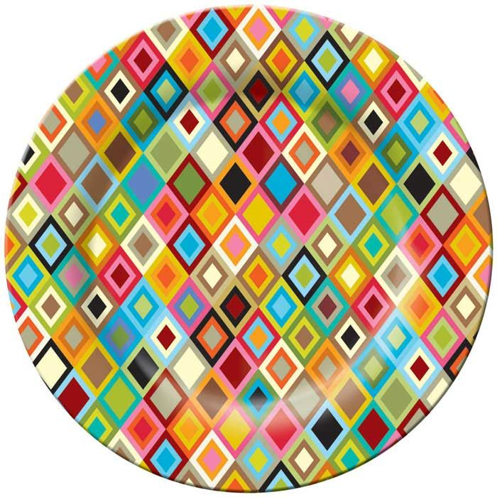 French Bull Mosaic Side Plates  sc 1 st  Pinterest & French Bull Mosaic Side Plates | Kitchens | Pinterest | Side plates ...