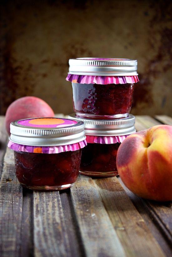 Idea: stone fruit jam