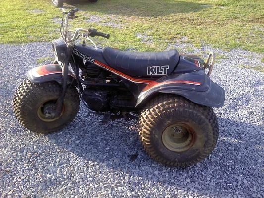Kawasaki Klt 200