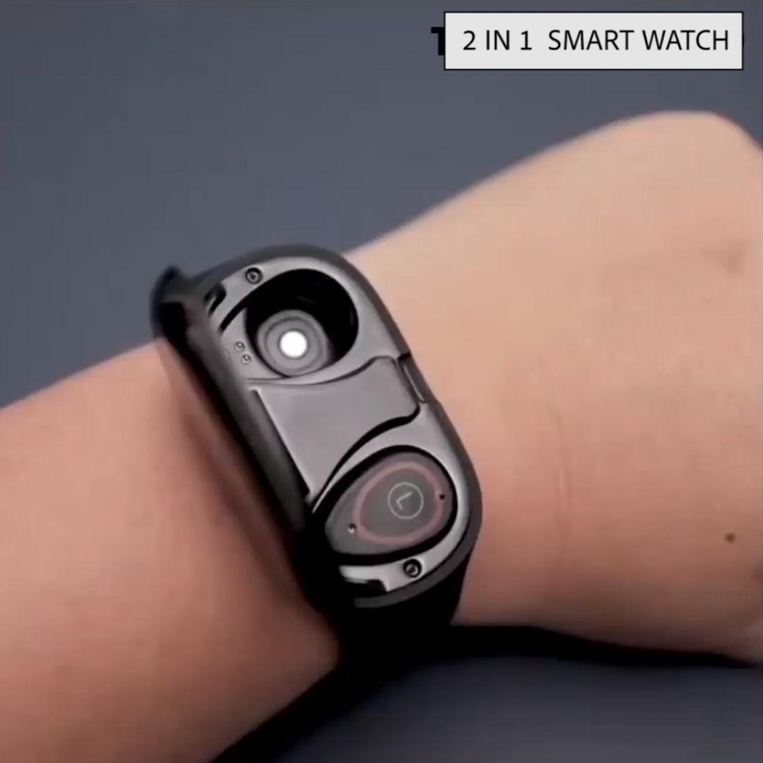 50% OFF - TechFlexe Watch