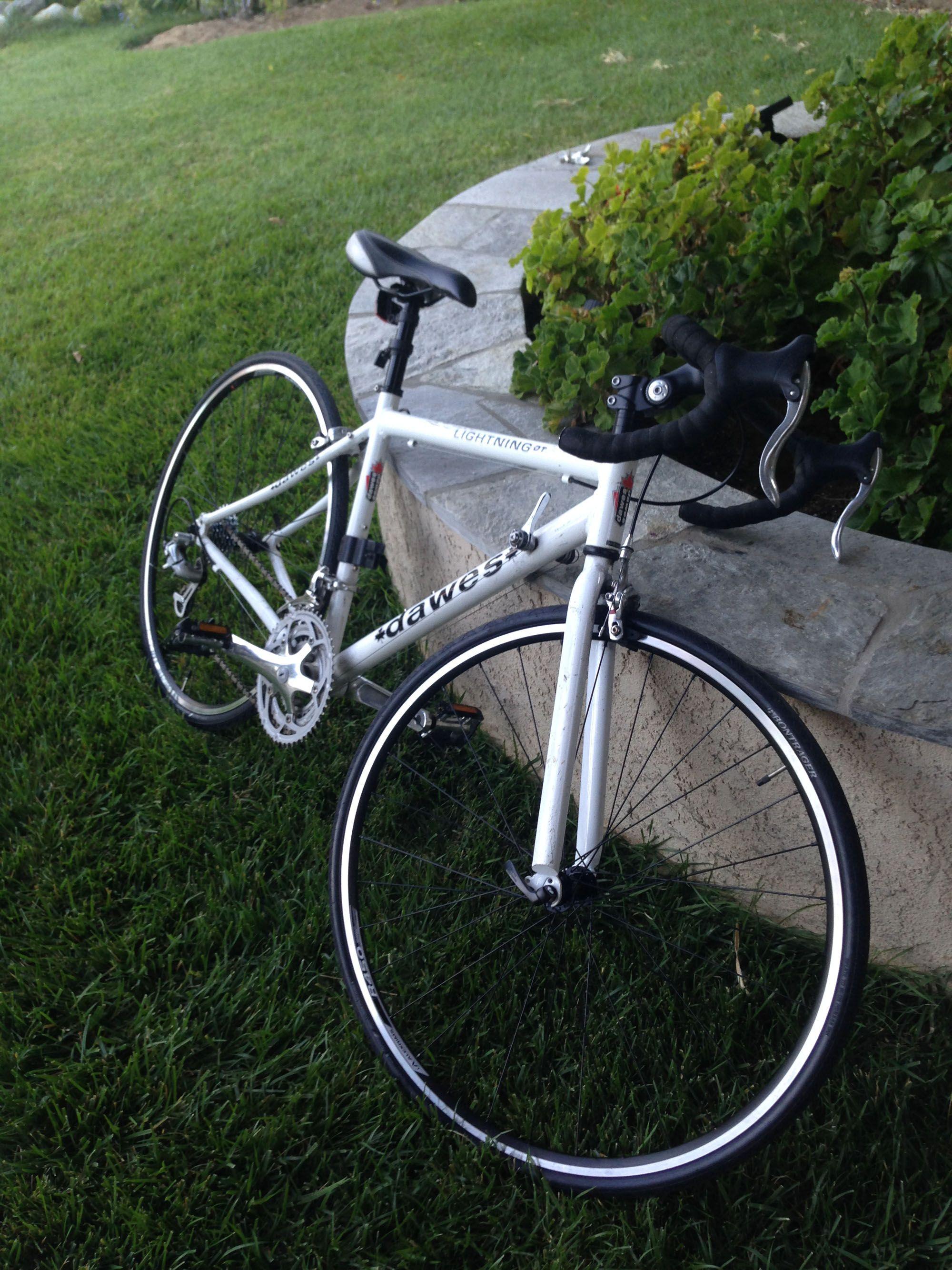 $100 REWARD | Stolen Bike Dawes Lighting DT White Frame w/Alexrims R450 Rims | & $100 REWARD | Stolen Bike Dawes Lighting DT White Frame w/Alexrims ...