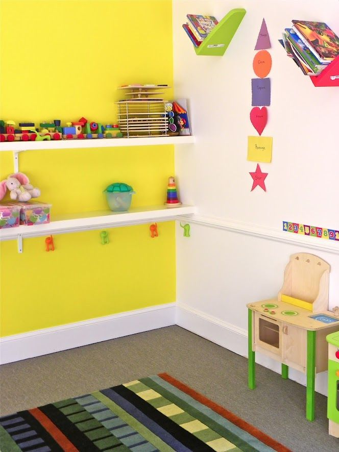 Slider | Preschool rooms, Learning centers and Child care