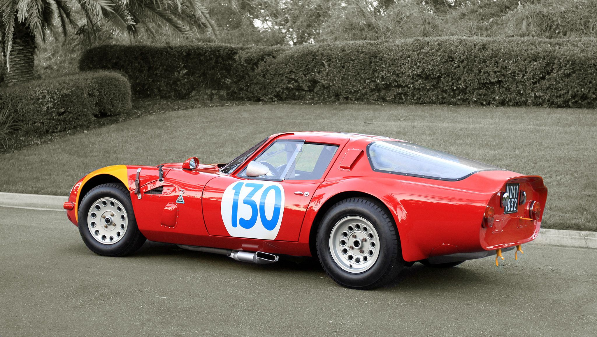 Exceptionnel 1965 Alfa Romeo TZ2 · Race CarsSports CarsMuscle CarsClassic ...