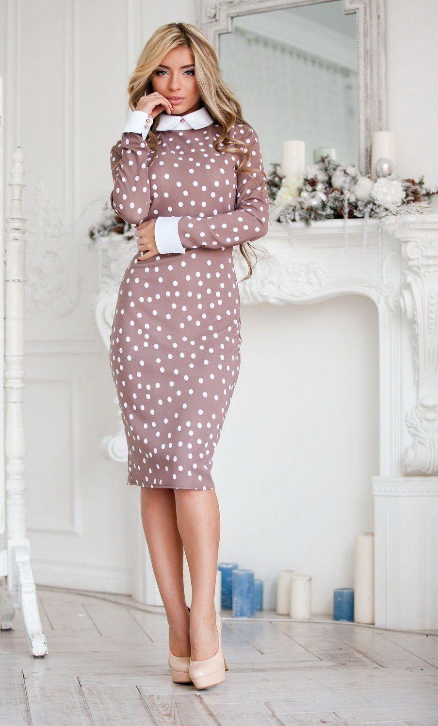 Красивые и элегантные платья футляр 2018-2019 года: лучшие образы