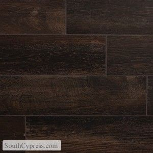 American Naturals X Black Rock Black Rock Wood Planks - Ceramic tile that looks like rocks