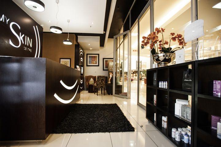 My Skin Centre Beauty Salon By Creative Shop Retail Shopfitting Johannesburg South Africa Retail Des Store Design Interior Retail Design Blog Skin Center