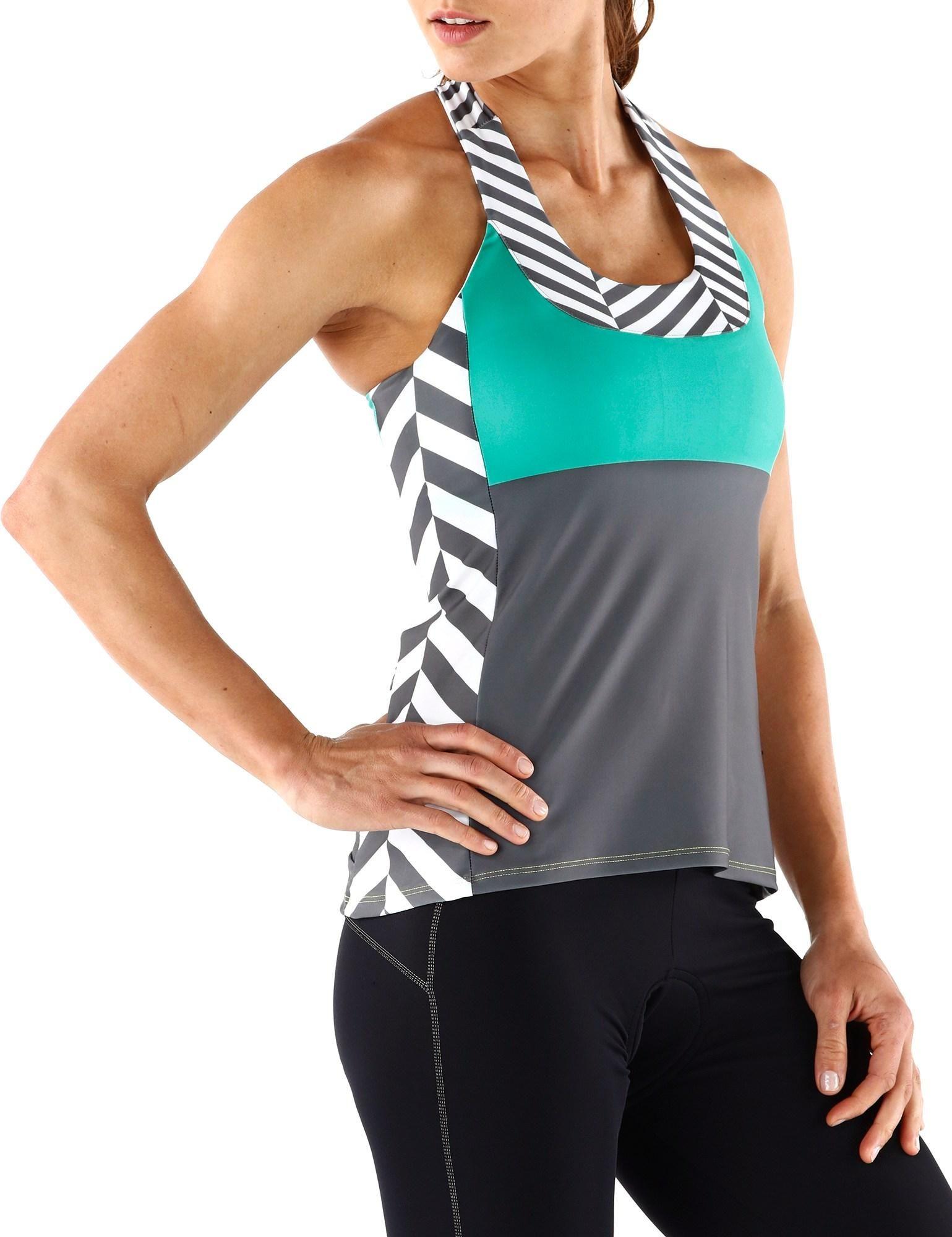 Moxie Cycling T Back Bike Jersey Women S Cycling Outfit