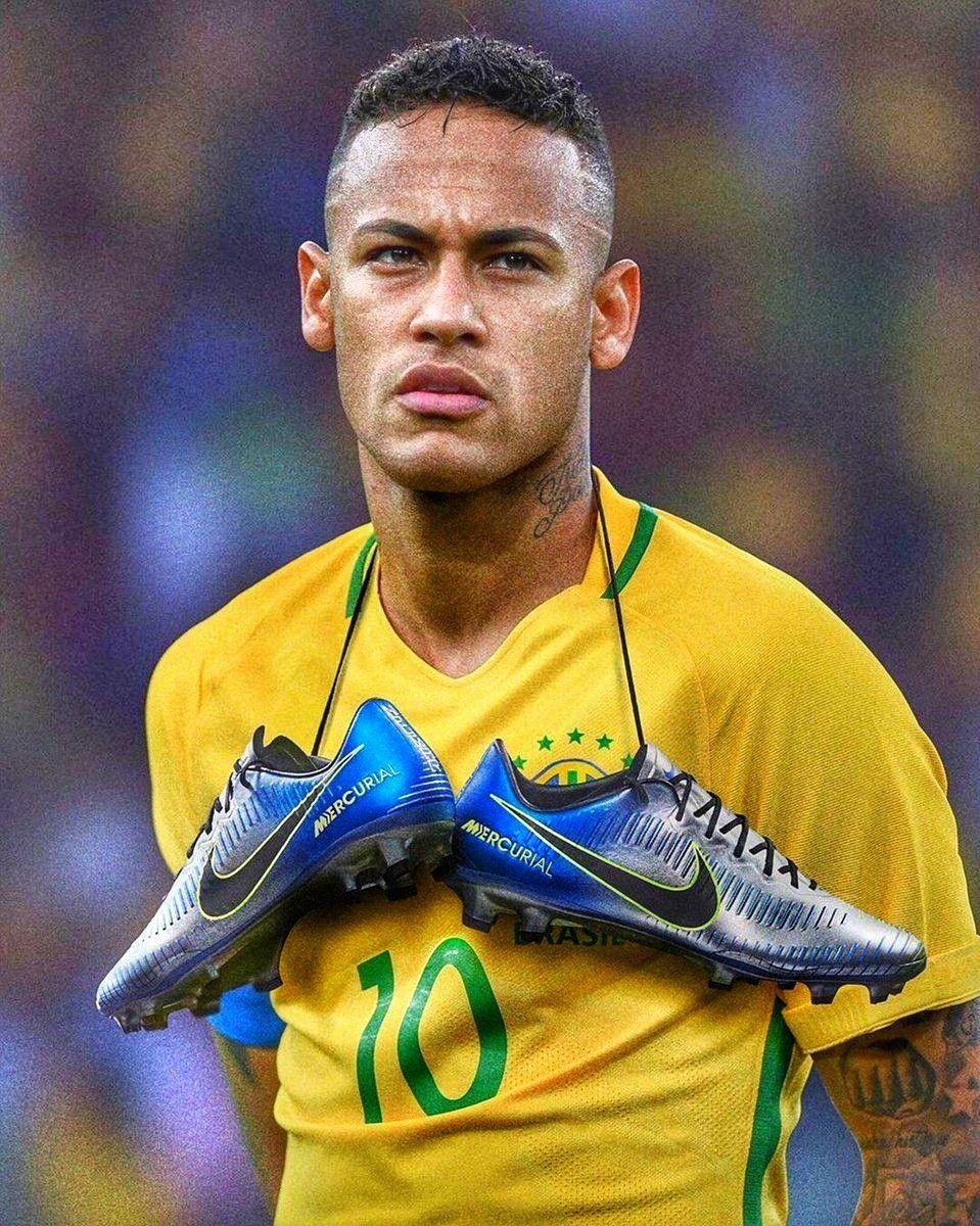 Neymar Jr (Nike Mercurial Vapor Neymar Puro Fenómeno 2018) | Neymar, Neymar  jr, Neymar jr hairstyle
