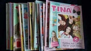 Tijdschrift Tina 2014