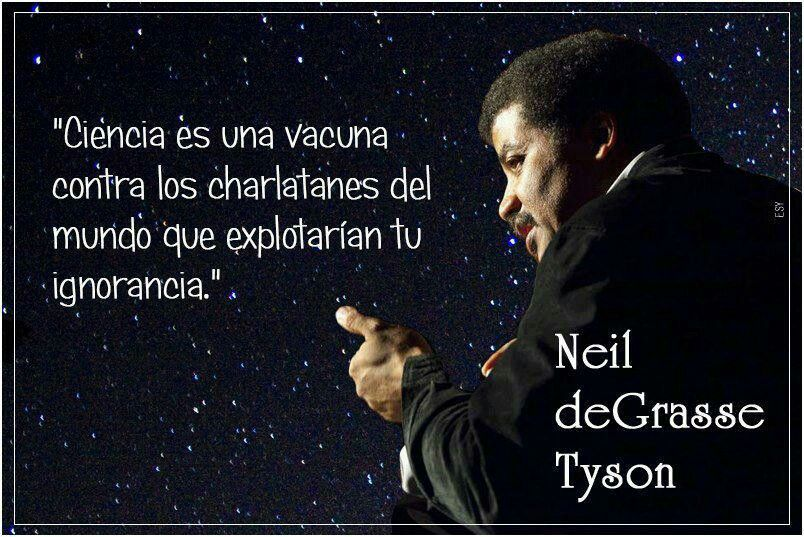 Tyson- ciencia la vacuna