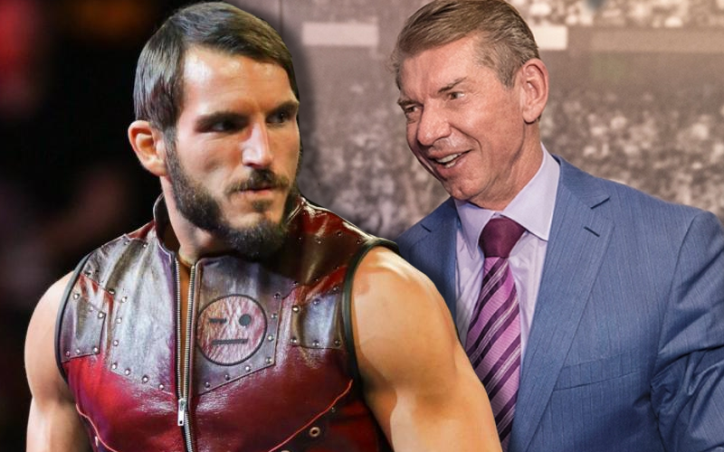 Johnny Gargano On His First Time Meeting Vince Mcmahon Vince Mcmahon Johnny Vince
