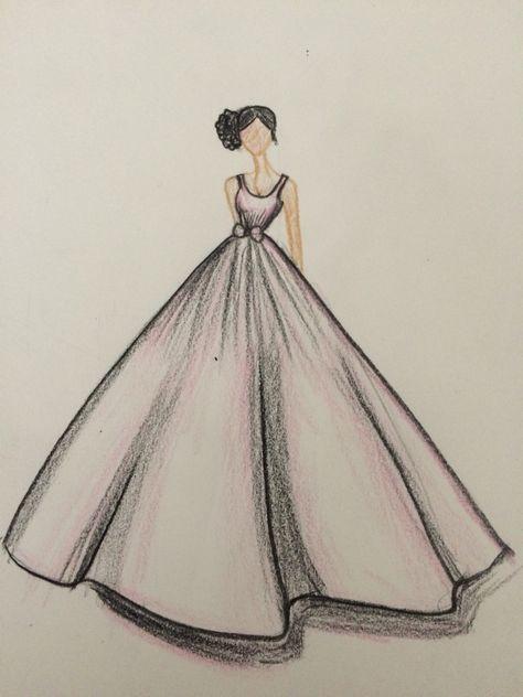 43 Ideas Design To Draw Easy Fashion Sketches Cool Art Drawings Pencil Art Drawings Art Drawings