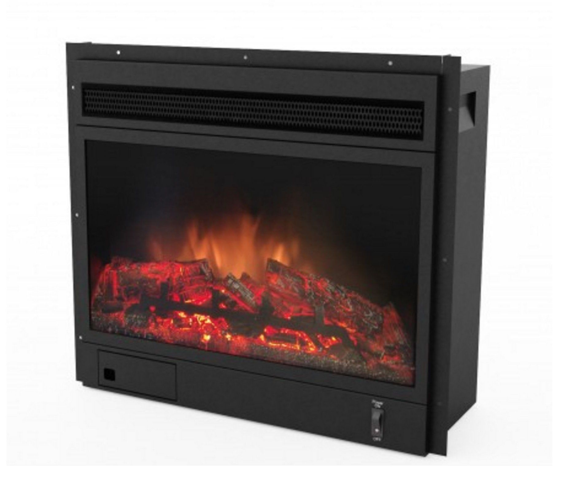 CorLiving EEPF Sonax Electric Fireplace Equipped with an