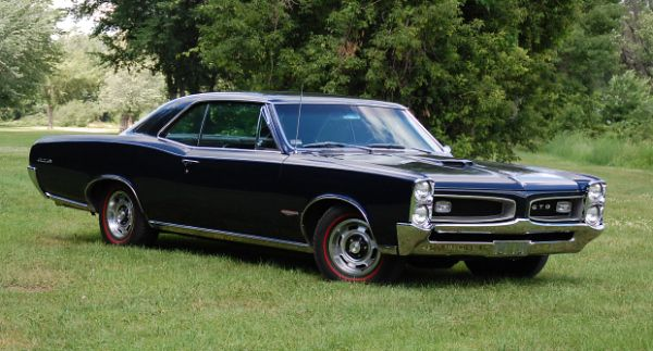 1966 GTO  Classic Cars  Pinterest  Cars American muscle cars